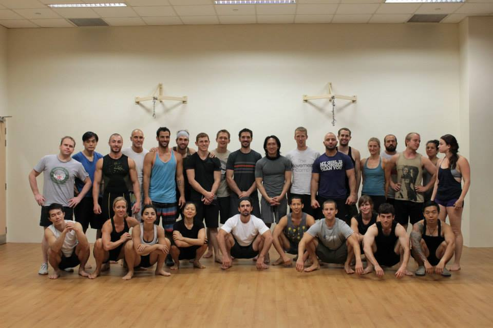 Lessons for Better Movement (and better living) via Ido Portal's Movement Camp, Singapore, 2013