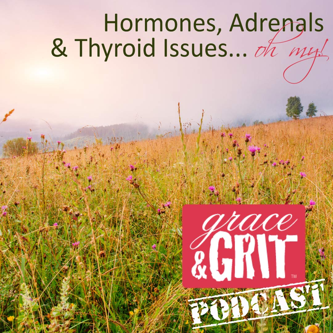 Grace & Grit Podcast: Episode 018