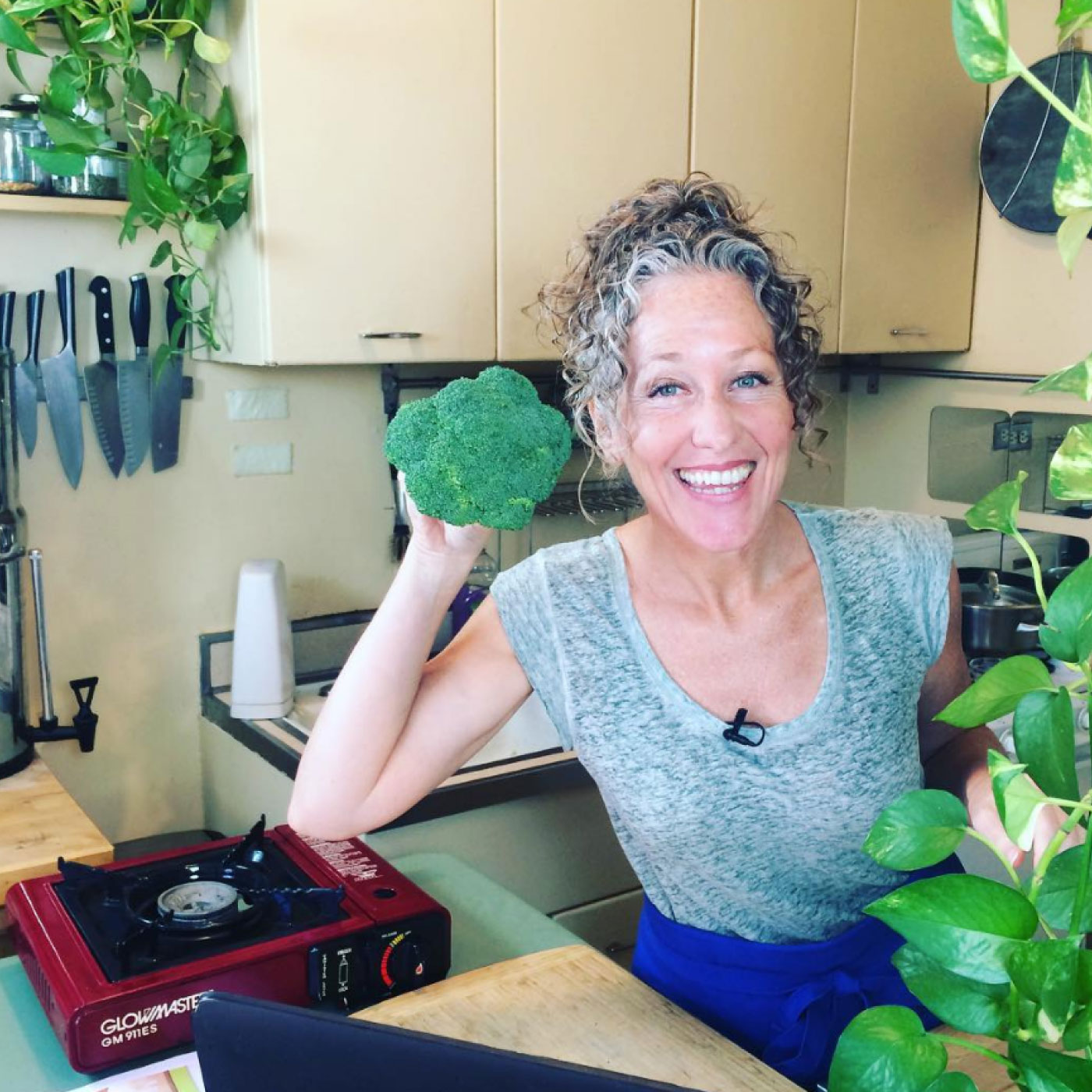 064: Supercharge Your Healing Power w/ Andrea Beaman