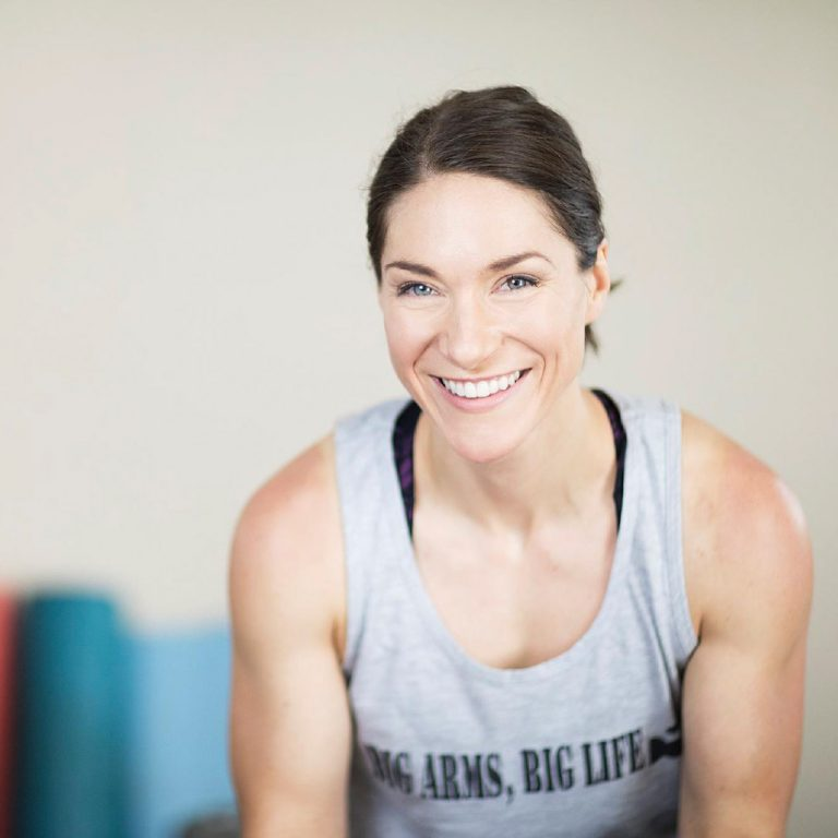 097: Big Arms, Big Life w/ Kourtney Thomas