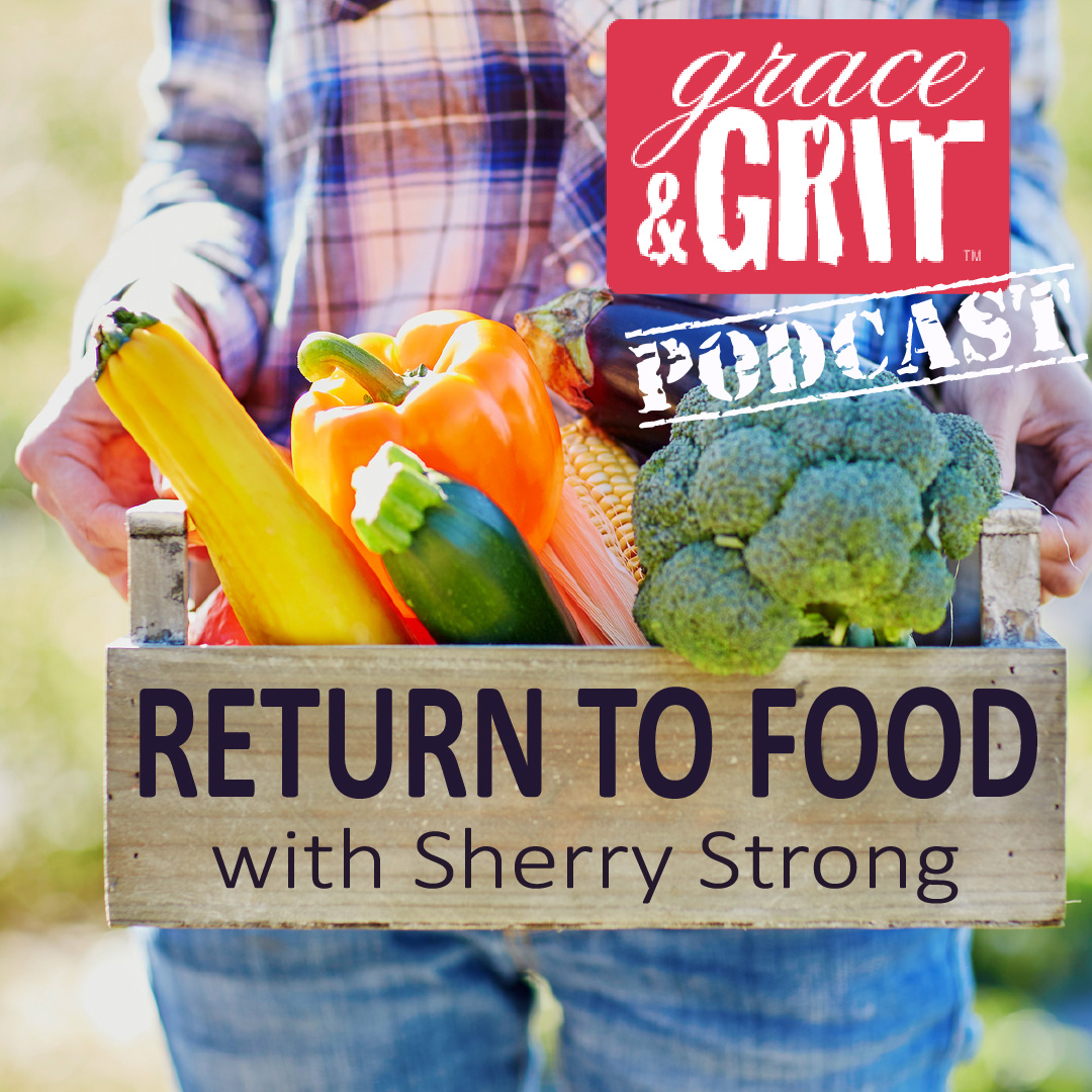 Grace & Grit Podcast: Episode 023