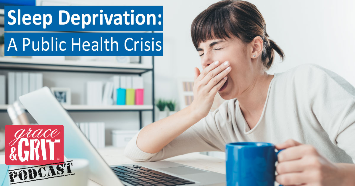 158: Sleep Deprivation: A Public Health Crisis