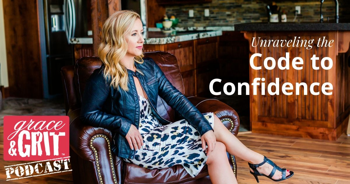 195: Unraveling the Code to Confidence