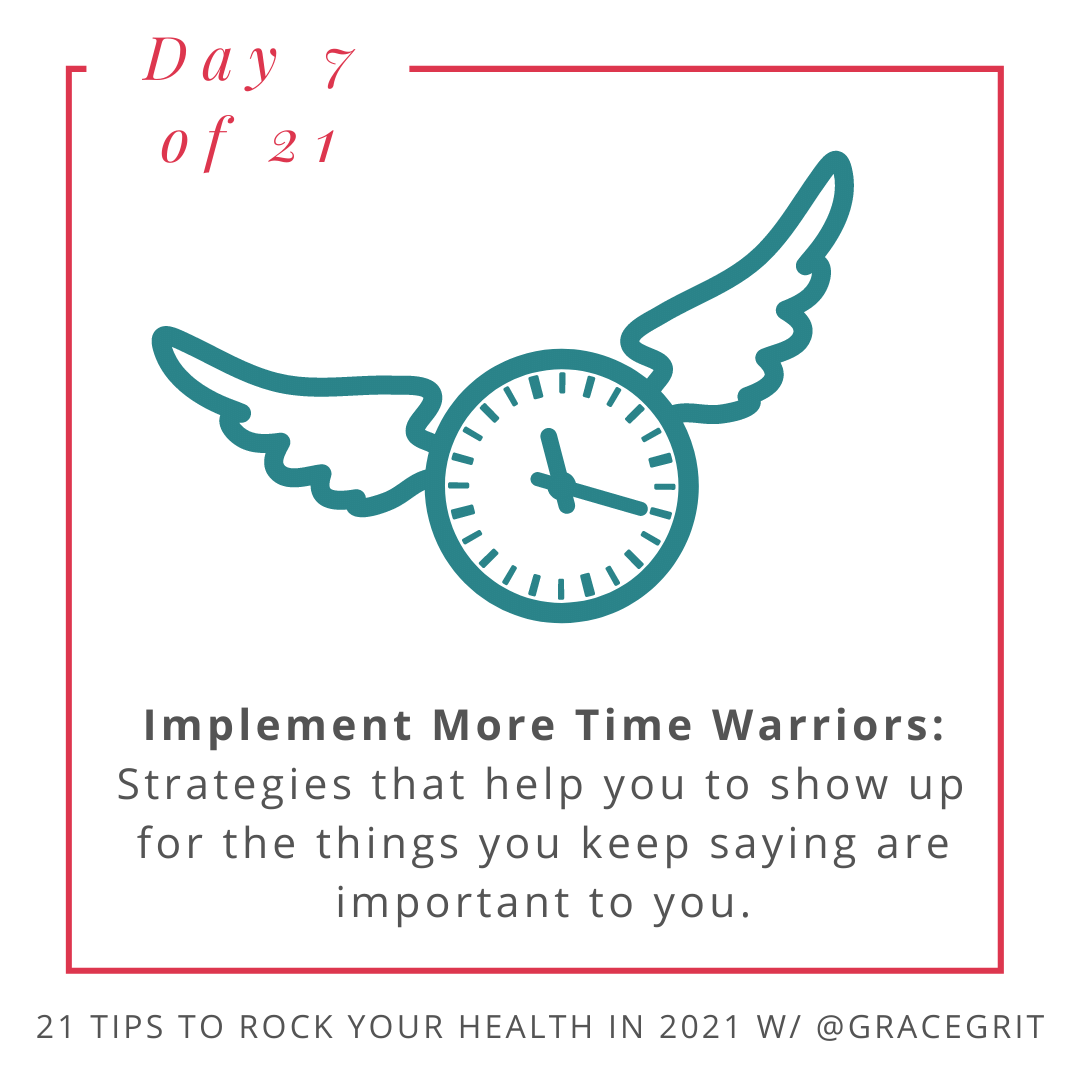 Implement More Time Warriors
