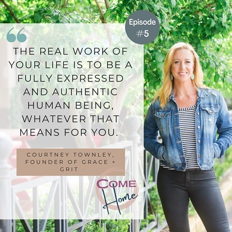 Living an Authentic + Aligned Life | Come Home Podcast Interview w/ Melissa Costello