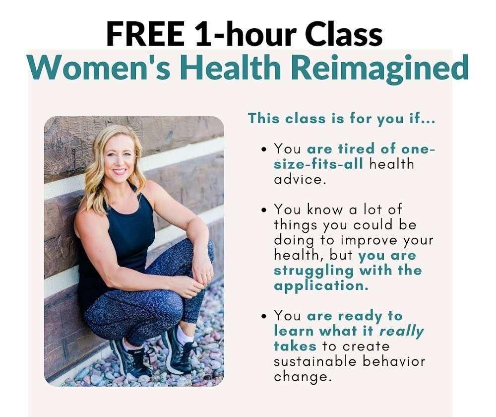 Women's Health Reimagined