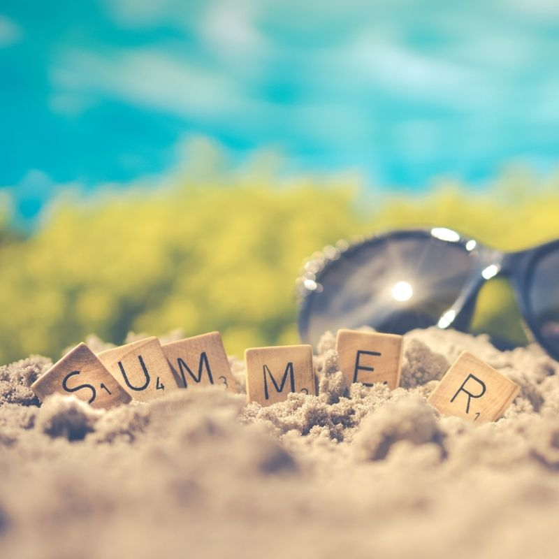 241: How to enjoy your summer AND rock your health.