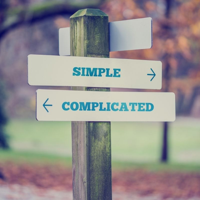 254: Simple Before Complex